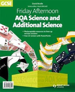 Friday Afternoon AQA GCSE Science Resource Pack + Cd
