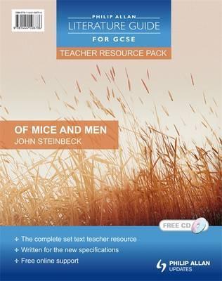 Philip Allan Literature Guide(for GCSE) Teacher Resource Pack