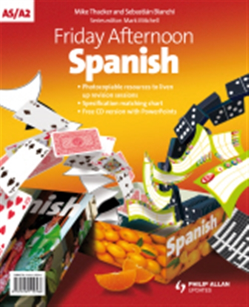 Friday Afternoon Spanish A-Level Resource Pack and Audio CD