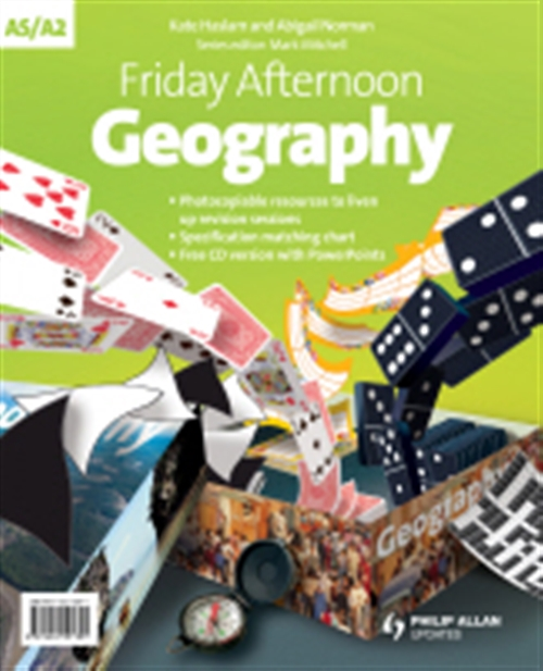 Friday Afternoon Geography A-Level Resource Pack + CD