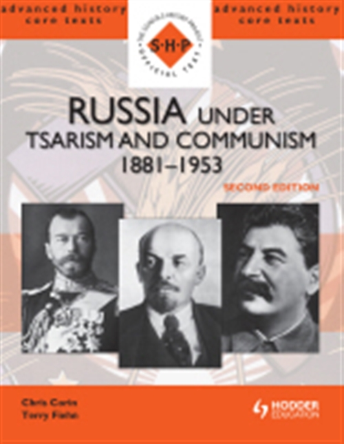 Russia under Tsarism and Communism 1881-1953, 2nd Edition