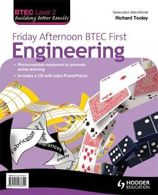 Friday Afternoon BTEC First Engineering Resource Pack + CD