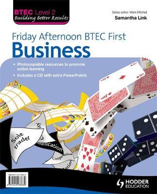 Friday Afternoon BTEC First Business Resource Pack + CD