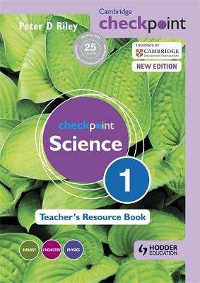 Cambridge Checkpoint Science Teachers Resource Book 1 +CD