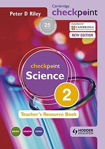 Cambridge Checkpoint Science Teachers Resource Book 2