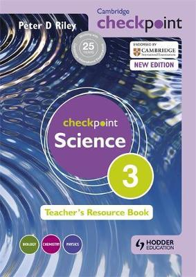 Cambridge Checkpoint Science Teachers Resource Book 3 +CD