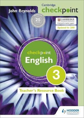 Cambridge Checkpoint English Teachers Resource Book 3 +CD