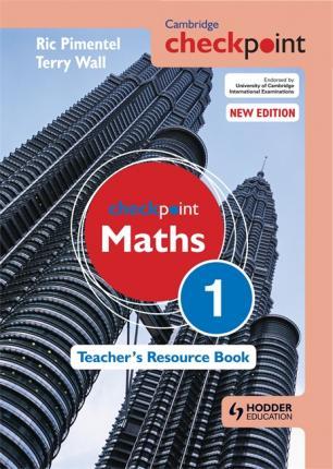 Cambridge Checkpoint Maths Teachers Resource Book 1 +CD