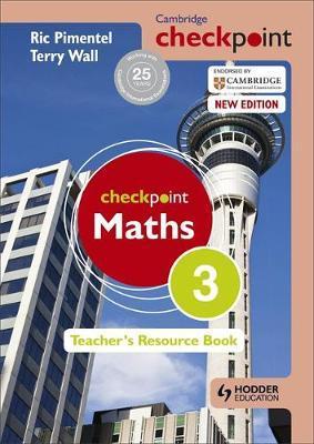 Cambridge Checkpoint Maths Teachers Resource Book 3 +CD