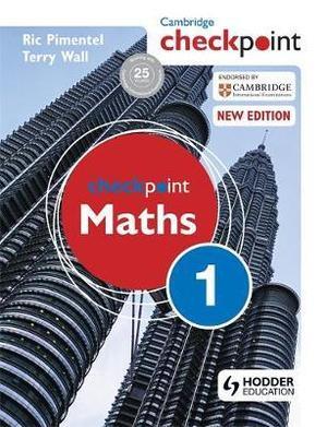 Cambridge Checkpoint Maths Student Book 1