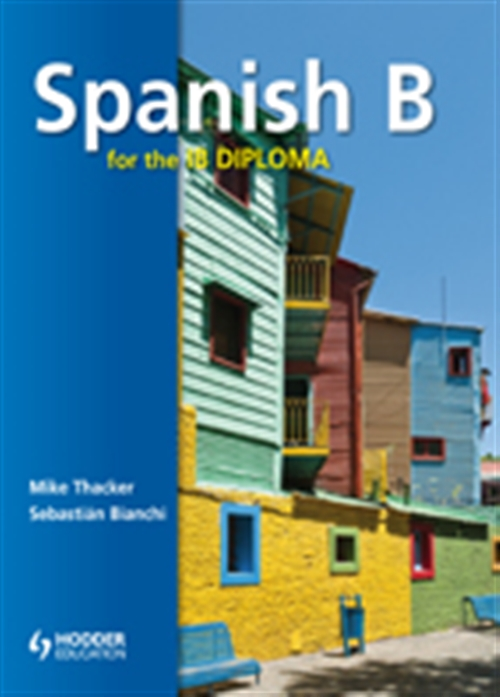Spanish for the IB Diploma Students Book