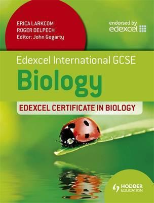 Edexcel International GCSE and Certificate in Biology Student Book & CD