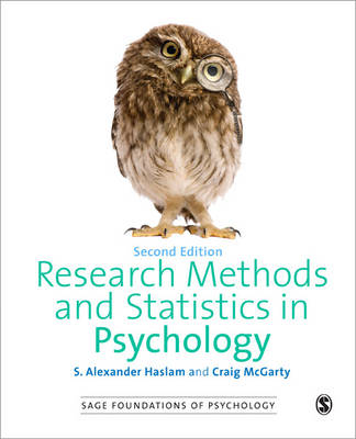 Research Methods and Statistics in Psychology 2ed