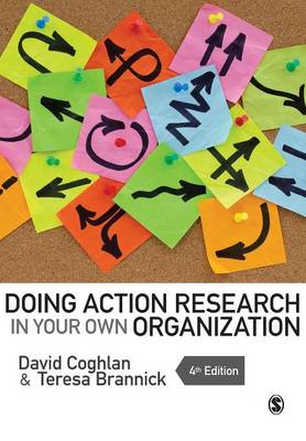 Doing Action Research in Your Own Organization 4ed