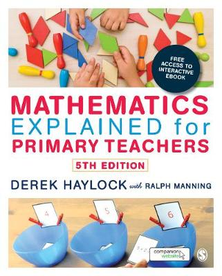 Mathematics Explained for Primary Teachers 5ed (Paperback and eBook)