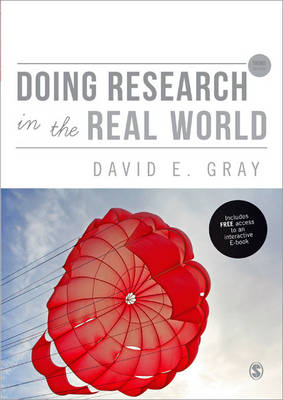 Doing Research in the Real World 3ed (Paperback and eBook)