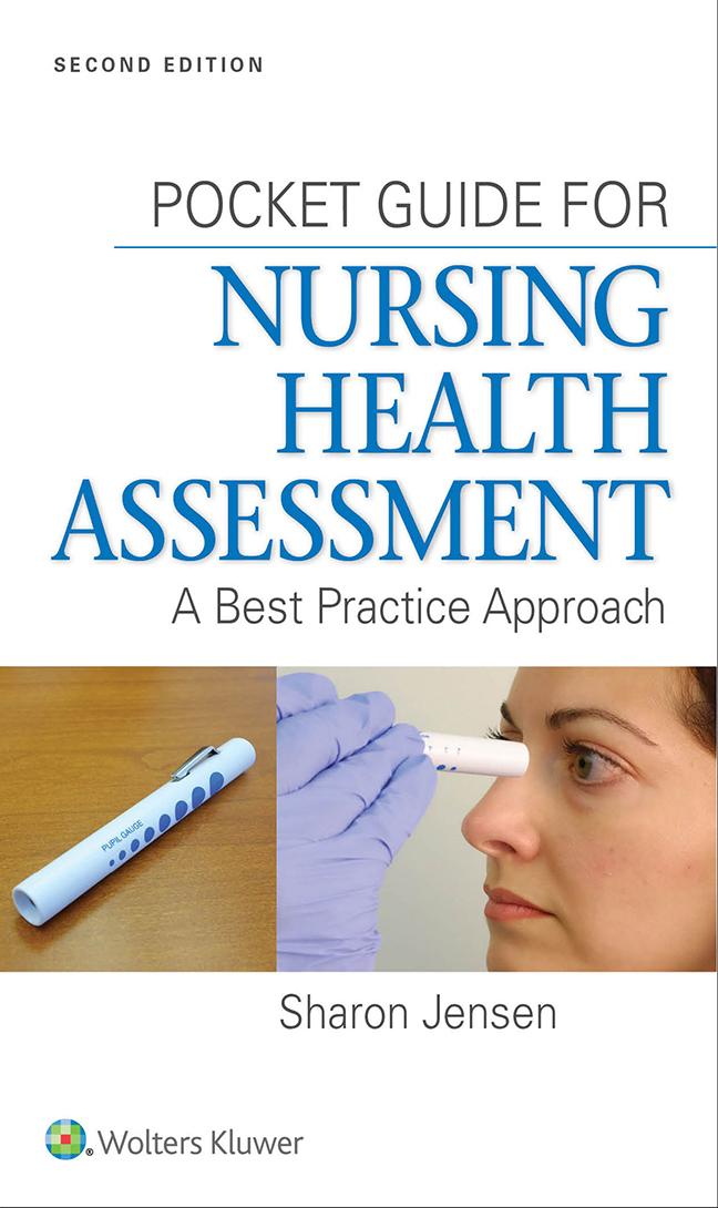 Pocket Guide for Nursing Health Assessment