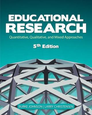 Educational Research: Quantitative, Qualitative, and Mixed Approaches 5th Edition