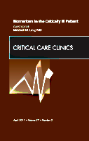 Biomarkers in the Critically Ill Patient, Vol 27-2