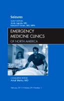 Seizures in the Emergency Department vol 29-1