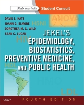 Jekel's Epidemiology, Biostatistics and Preventive Medicine E-Book