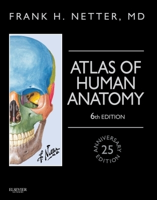 Atlas of Human Anatomy, Enhanced International Edition