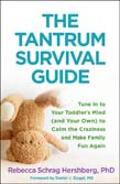 Tantrum Survival Guide: Tune In to Your Toddler's Mind (and Your Own) to Calm the Craziness and Make Family Fun Again