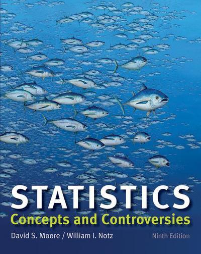 Statistics Concepts 9e