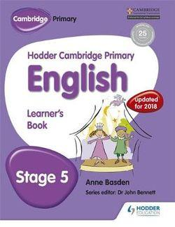 Hodder Cambridge Primary English: Student Book Stage 5