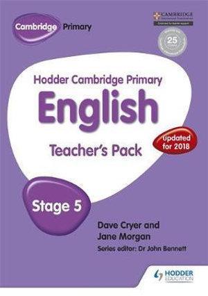 Hodder Cambridge Primary English: Teacher's Pack Stage 5