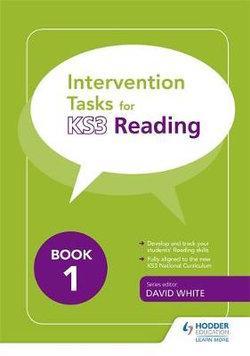 Intervention Tasks for KS3 Reading Book 1