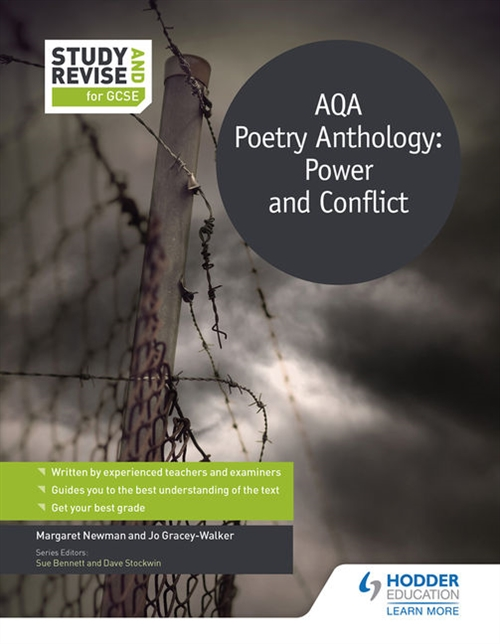 Study and Revise: AQA Poetry Anthology: Power and Conflict for GCSE