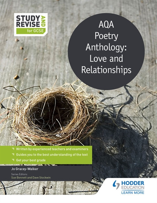 Study and Revise: AQA Poetry Anthology: Love & Relationships