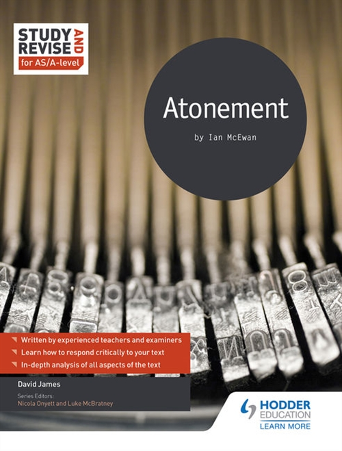 Study & Revise: Atonement for AS/A Level