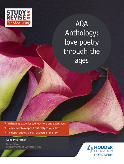 Study & Revise: A Poetry Anthology for AS/A Level