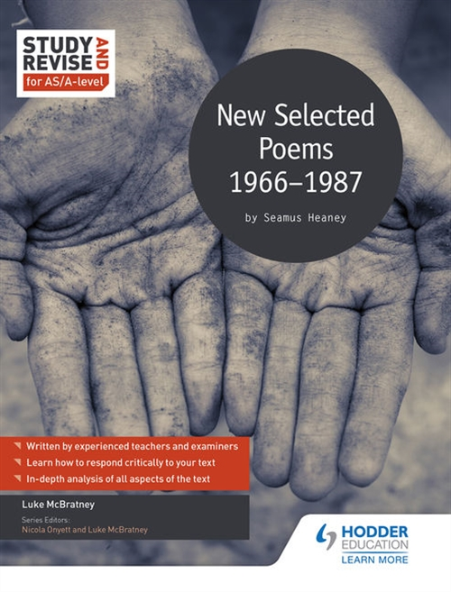 Study and Revise: Seamus Heaney: Selected Poems for AS/A Level