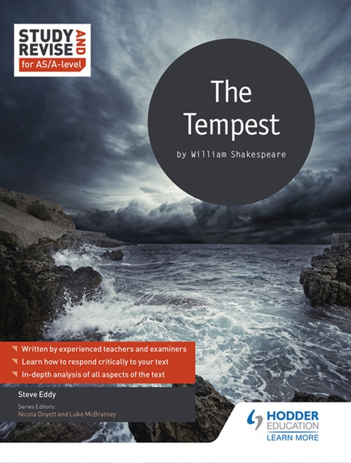 Study & Revise: The Tempest for AS/A Level