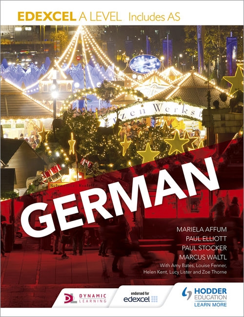 Edexcel A Level German (includes AS)