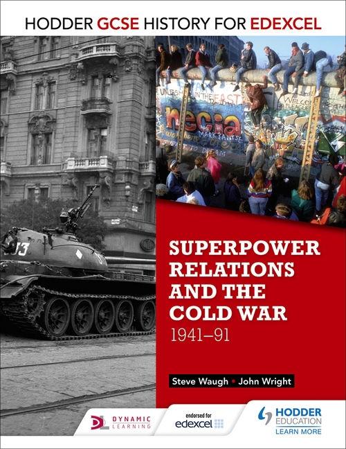 Hodder GCSE Hist Edexcel Superpower Relations & Cold War