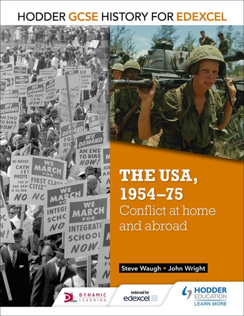 GCSE History for Edexcel: The USA, 1954-75: conflict at home