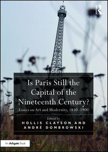 Is Paris Still the Capital of the Nineteenth Century?