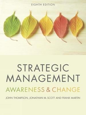 Strategic Management : Awareness and Change