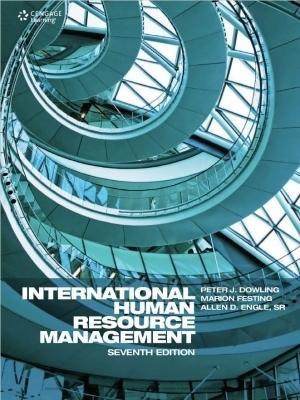 3I EBK: INTERNATIONAL HUMAN RESOURCE MANAGEMENT 7E
