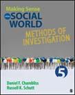 Making Sense of the Social World: Methods of Investigation 5ed