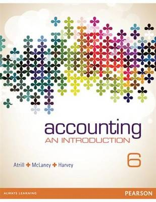 Accounting : An Introduction 6th Edition