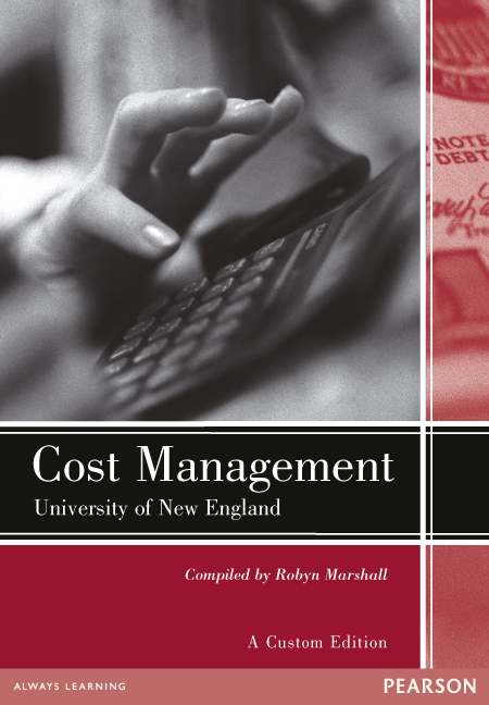 Cost Management (Custom Edition)