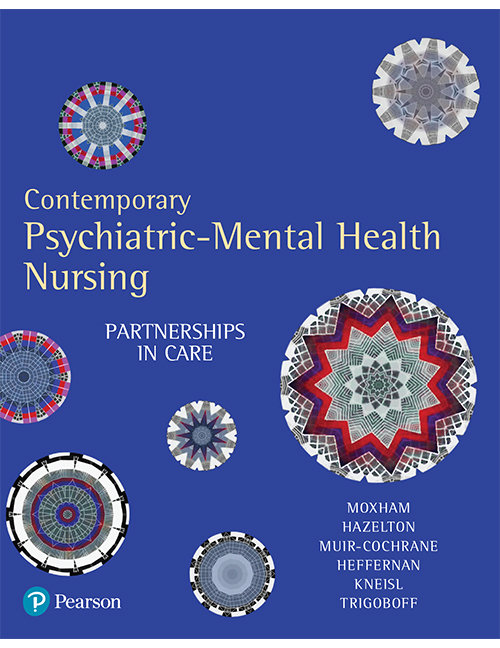 Contemporary Psychiatric-Mental Health Nursing: Partnerships in Care