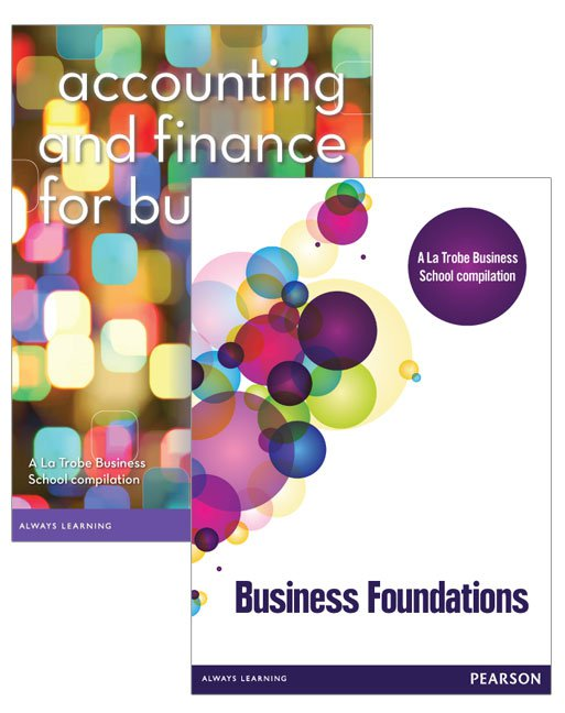 BUS1AFB Accounting & Finance / BUS1BUF Business Foundations (2 Cust Pub shrink)