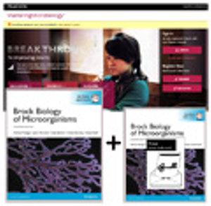 Value Pack Brock Biology of Microorganisms Global Edition + MasteringMicrobiology with eText