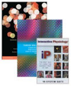 Value Pack Human Anatomy & Physiology (Pearson New Int .Ed.) + A Brief Atlas of the Human Body  + Interactive Physiology 10-System Suite CD-ROM